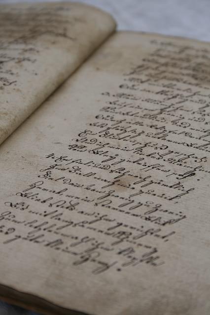 Grafologické rozbory písma