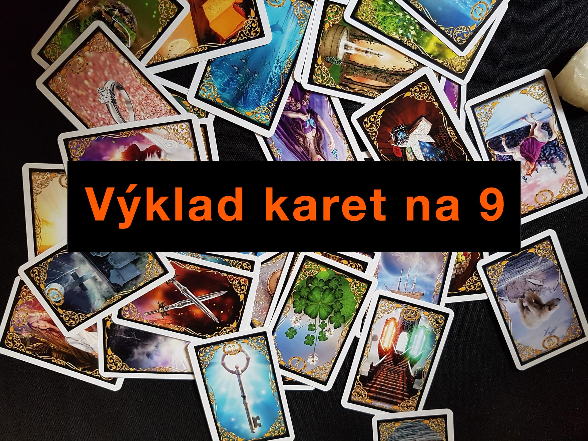 Výklad karet na 9